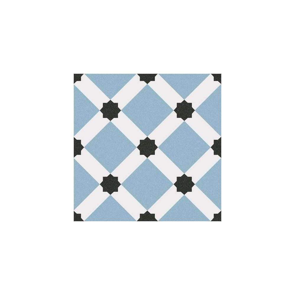 Palau Victorian Encaustic Floor Tiles - Appleby's Tiles