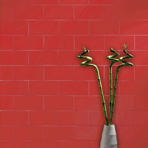 Cardiff-Smooth-Red-Gloss-Wall-Tile