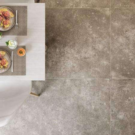 Coachella Beige Grey Porcelain Floor Tile