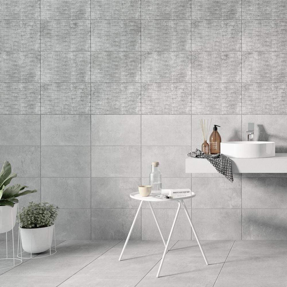 Conc & Co Concrete Effect Decor Tile