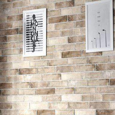 Cottage Brick Effect Wall Tile
