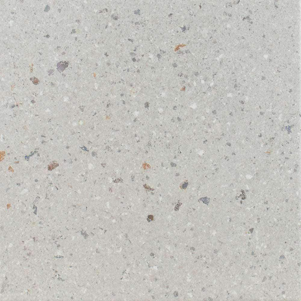 Light Grey Terrazzo Effect Tiles