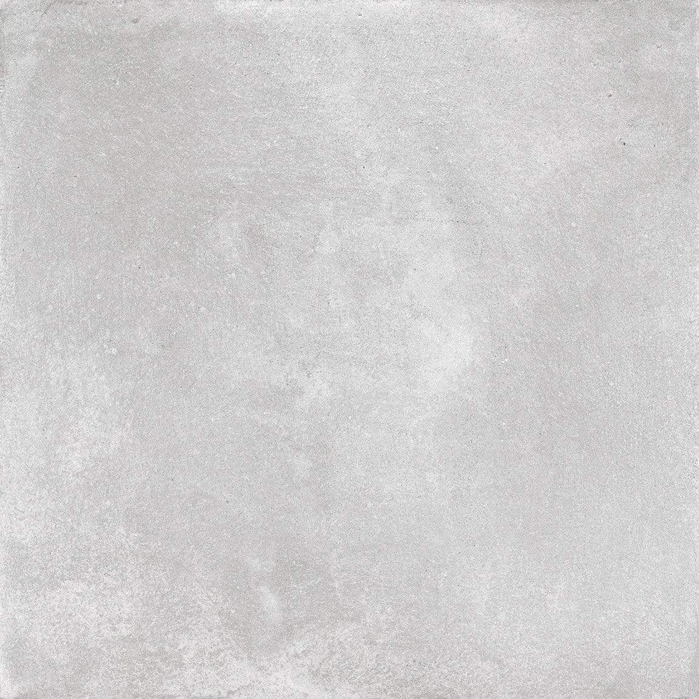 Light Grey Concrete Effect Floor Tile