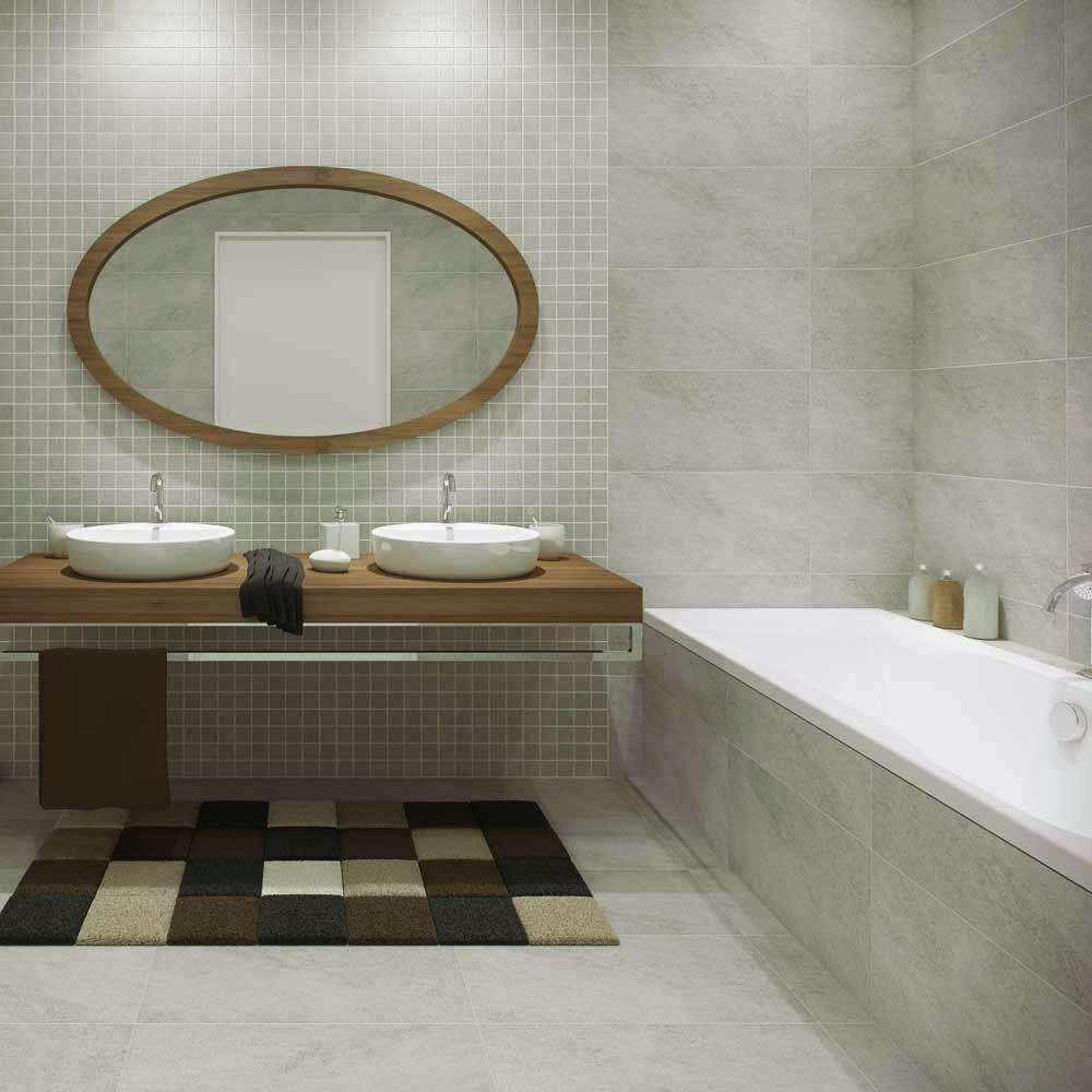 Light Slate Effect Floor & Wall Tiles - Appleby's Tiles