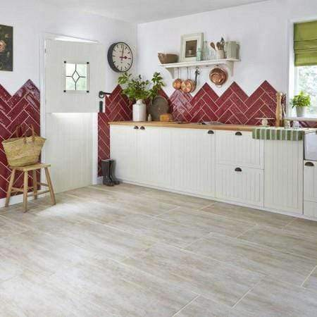 Moulded-Red-Gloss-Kitchen-Wall-Tiles