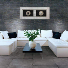 New York Charcoal Brick Effect Wall Tile