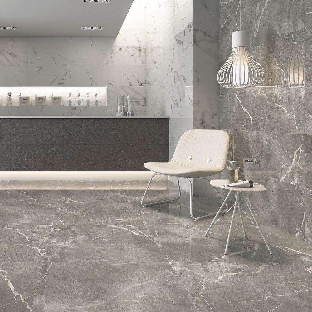 Park Lane Polished Marble Effect Tiles