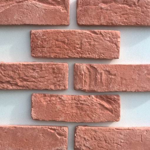 Rustic Red Brick Slips