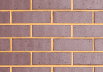 Smooth Blue Brick Slips