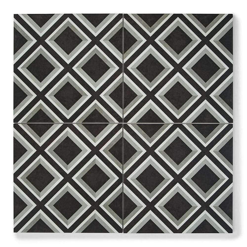 Square Patterned Tile - Appleby's Tiles