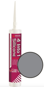 Steel Grey Silicone 310ml