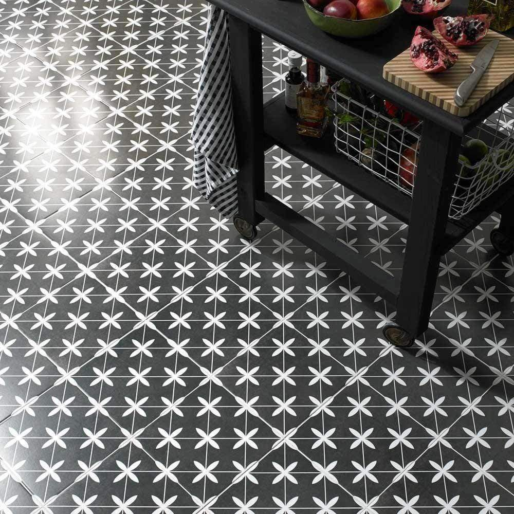 Vintage-Black-London-Encaustic-Effect-Tile