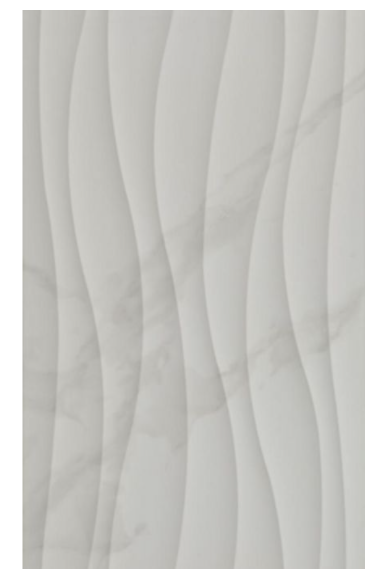 Amalfi Marble Effect Wave Wall Tiles