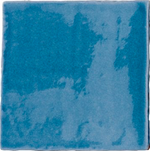 Antique Blue Splash Glazed Tiles