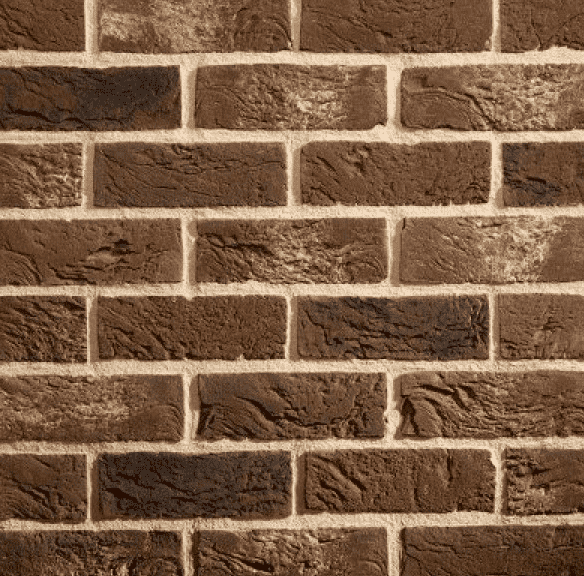 Antique Brown Brick Slips