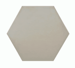 Antique Matt Grey Hexagon Tiles