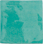 Antique Ocean Green Glazed Tiles