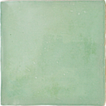 Antique Sea Green Glazed Tiles