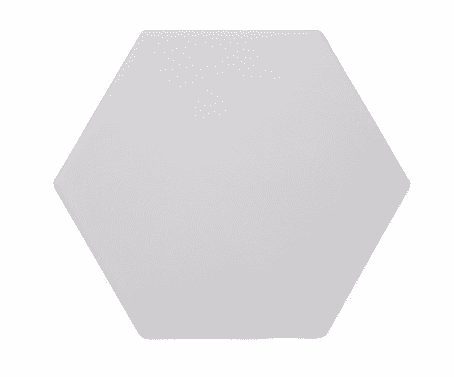 antique-white-hexagon-tiles