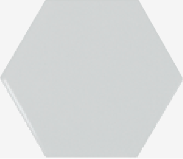 Astro Blue Gloss Hexagon Wall Tiles