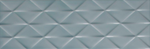 Blue Geometric Decor Wall Tile