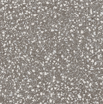 Bosch Mid Grey Terrazzo Effect Large Tile