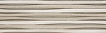 Bower Beige Wave Decor Stone Tiles