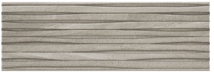 Bower Brown Wave Decor Stone Tiles