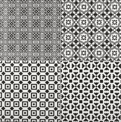 collage-monochrome-textile-patterned-tile