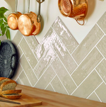 Cottage Antique Almond 30 x 10 Metro Tiles