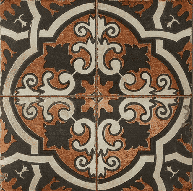 elementary-ginger-encaustic-effect-floor-tile