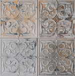 Embossed Mixed Colour Wall Tiles