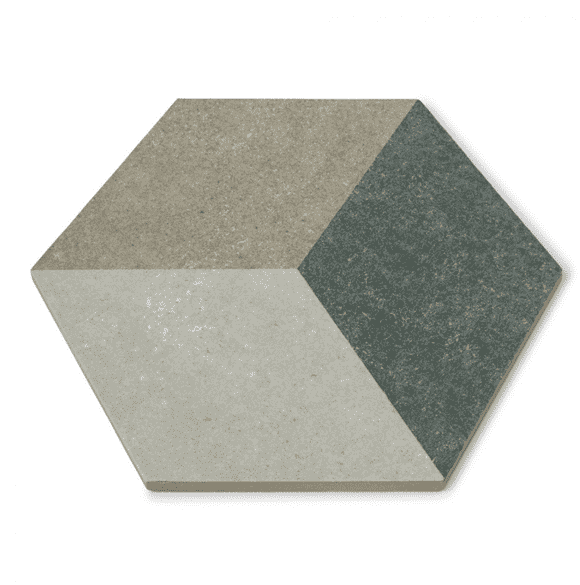 encaustic-cube-hexagon-tiles