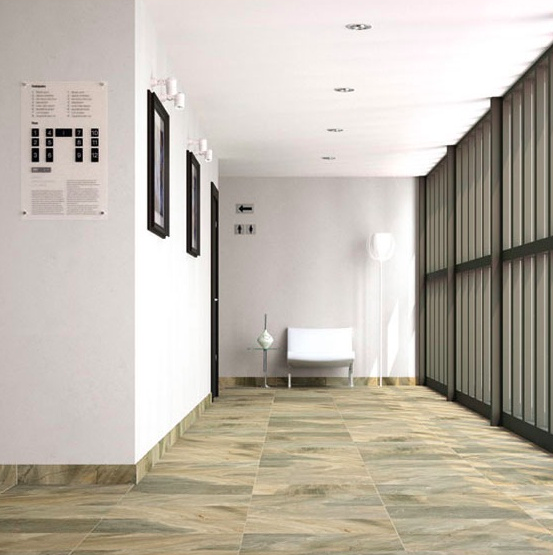Fossil Stone Effect Rectified 60 x 40 Tiles