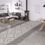 Freshly Pattern Concrete Effect Tiles