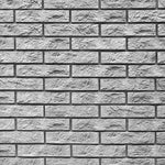 Grey Shimmer Brick Slips