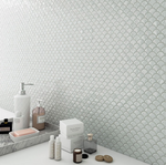 Gum Drop Beige Mix Mosaic Tiles