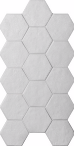 Hexagon Marble Panel Tiles