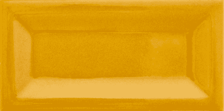 Inverted Bevelled Yellow 15 x 7.5 Metro Wall Tiles