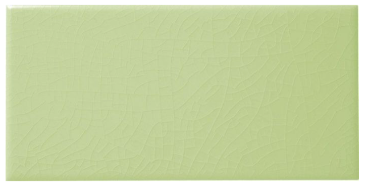 Kai Craquele Lime Metro Wall Tiles
