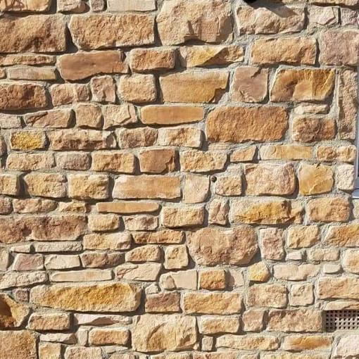 koping-stone-gold-weathered-stone-walling