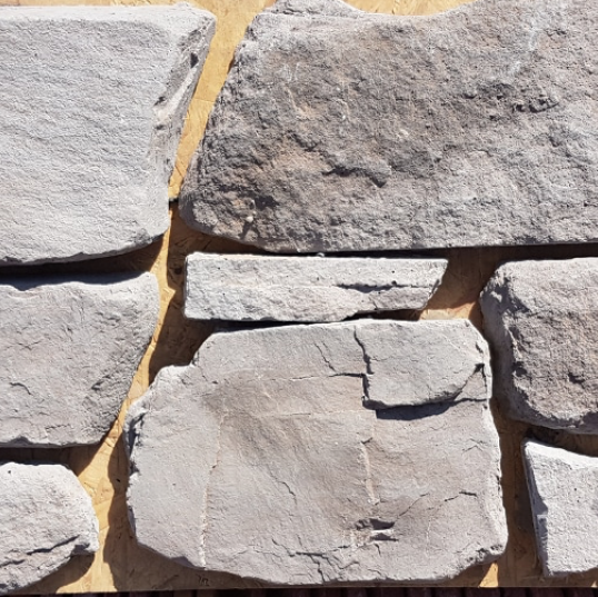 Koping Stone Light Grey Stone Walling
