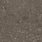 Large Anthracite Terrazzo Effect Floor Tile