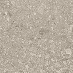 Large Grey Terrazzo Effect Floor Tile
