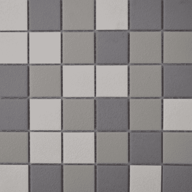 Latal Anti-Slip Grey Mosaic Tiles