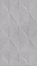 Mantles Grey Geo Limestone Effect 90 x 33 Tiles