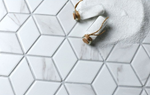 marble-effect-cube-matt-hexagon-mosaic-tiles