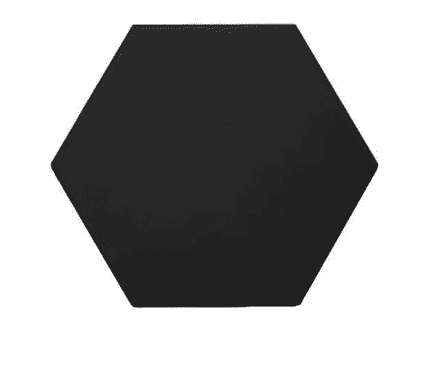 matt-black-hexagon-tiles