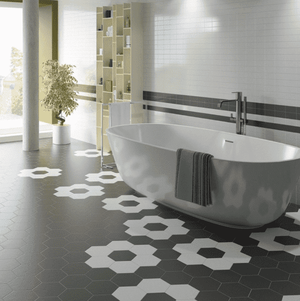 matt-mono-black-hexagon-tiles