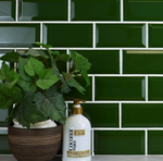 Mini Metro Green Wall Tiles 15cm x 7.5cm